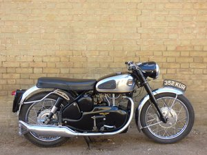 1962 Velocette Viper Sports 350cc SOLD