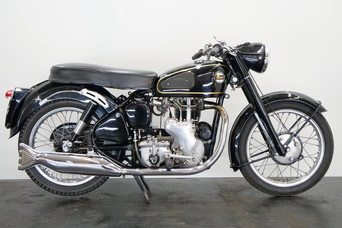 Velocette MSS 1961 500cc 1 cyl ohv For Sale (picture 1 of 6)