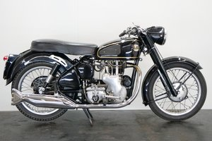 Velocette MSS 1961 500cc 1 cyl ohv