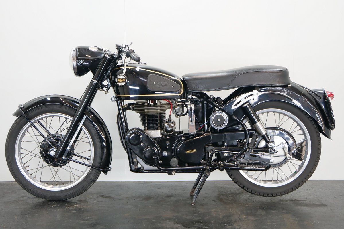 Velocette MSS 1961 500cc 1 cyl ohv For Sale (picture 2 of 6)