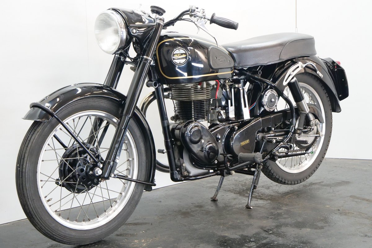 Velocette MSS 1961 500cc 1 cyl ohv For Sale (picture 3 of 6)
