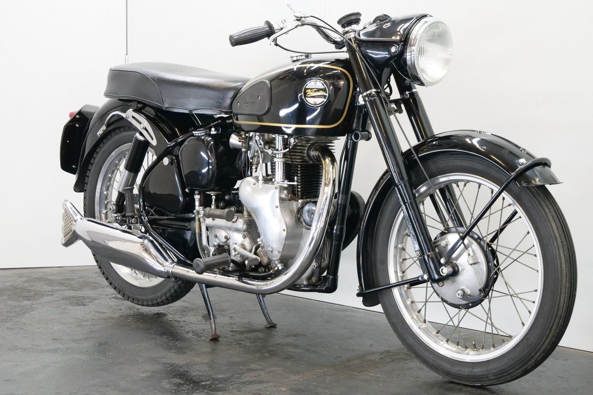 Velocette MSS 1961 500cc 1 cyl ohv For Sale (picture 4 of 6)