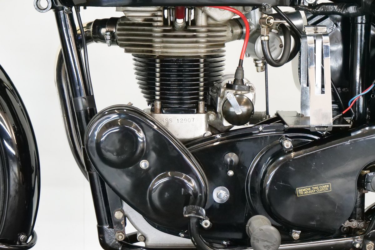 Velocette MSS 1961 500cc 1 cyl ohv For Sale (picture 6 of 6)