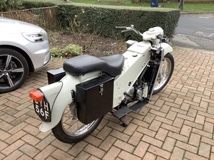 1967 Velocette LE 200cc