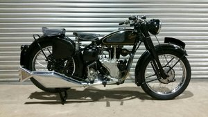 1947  VELOCETTE MAC RIGID 350cc WELL MAINTAINED & CARED FOR For Sale