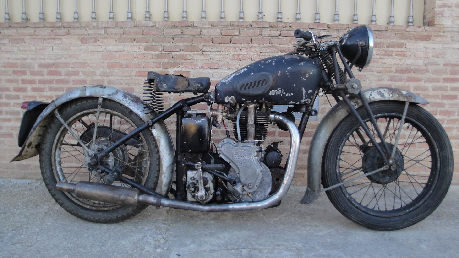 1936 Velocette  mss 500cc ohv años For Sale (picture 1 of 6)