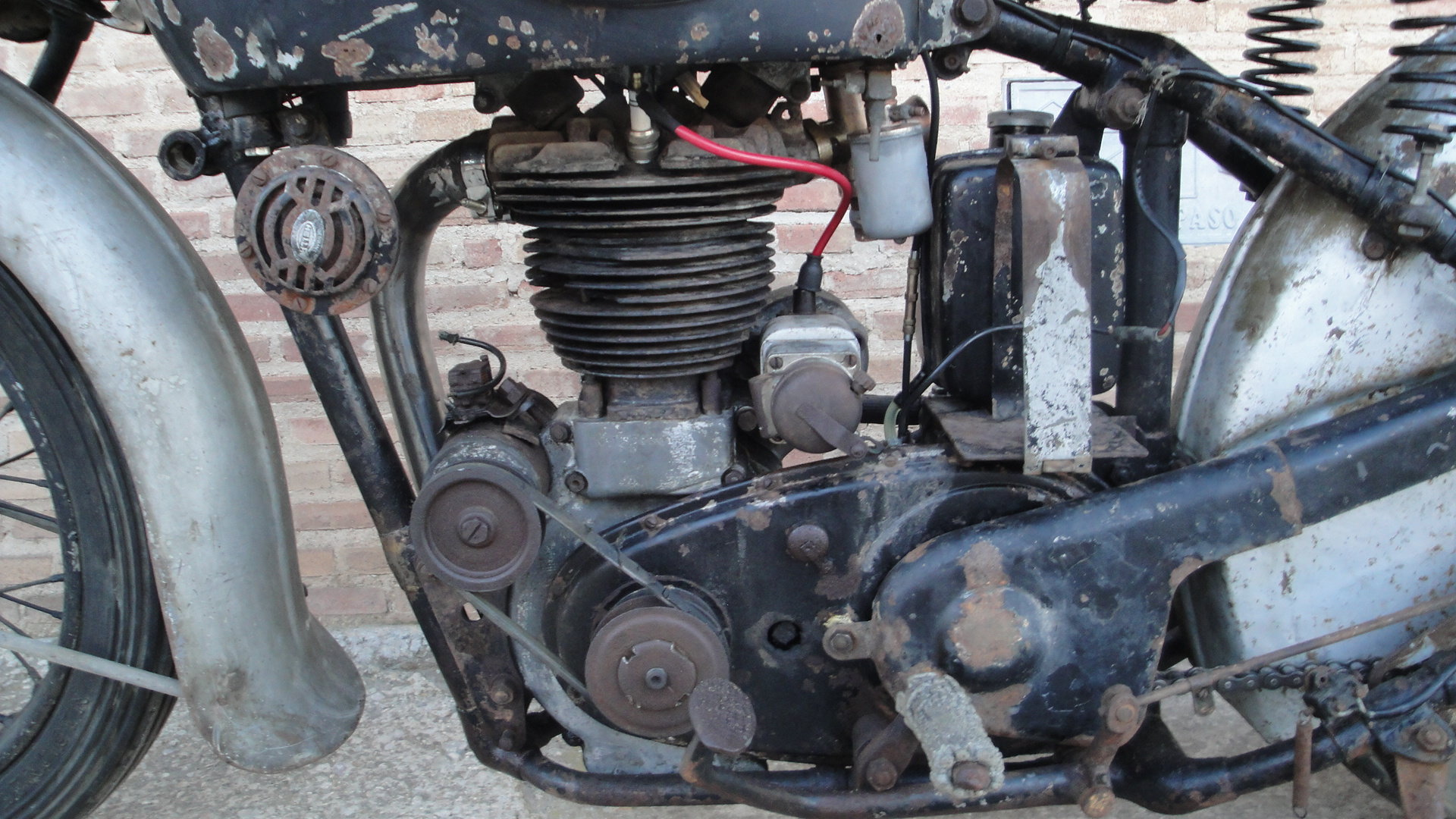 1936 Velocette  mss 500cc ohv años For Sale (picture 6 of 6)