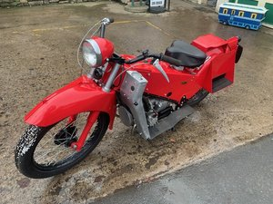 1951 Velocette LE200 For Sale by Auction