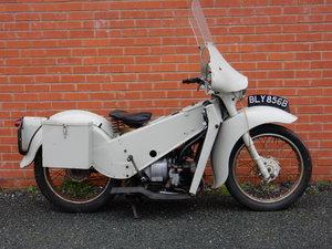 Velocette LE Mk III  192cc  1964 For Sale