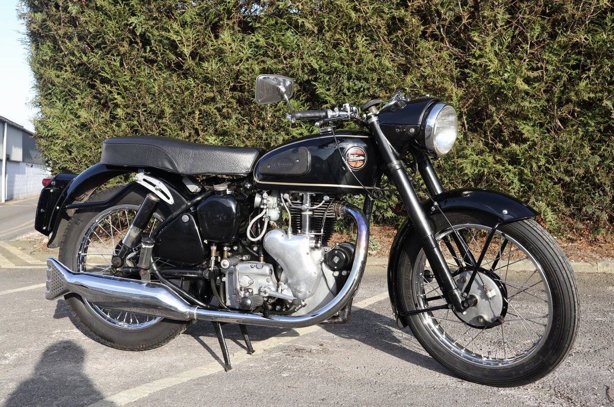 Velocette MSS 1959 500cc with Alton electric start For Sale (picture 1 of 6)