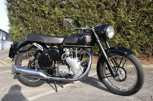 Velocette MSS 1959 500cc with Alton electric start