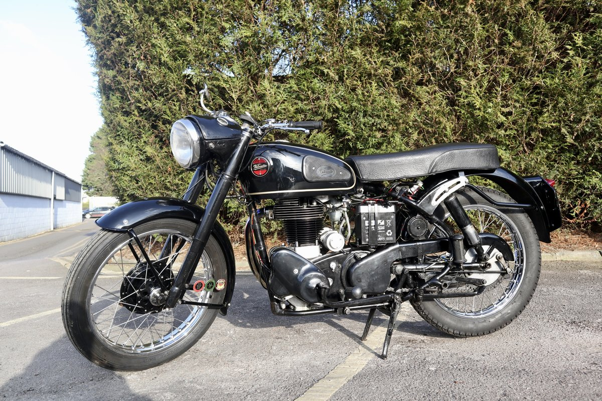 Velocette MSS 1959 500cc with Alton electric start For Sale (picture 2 of 6)