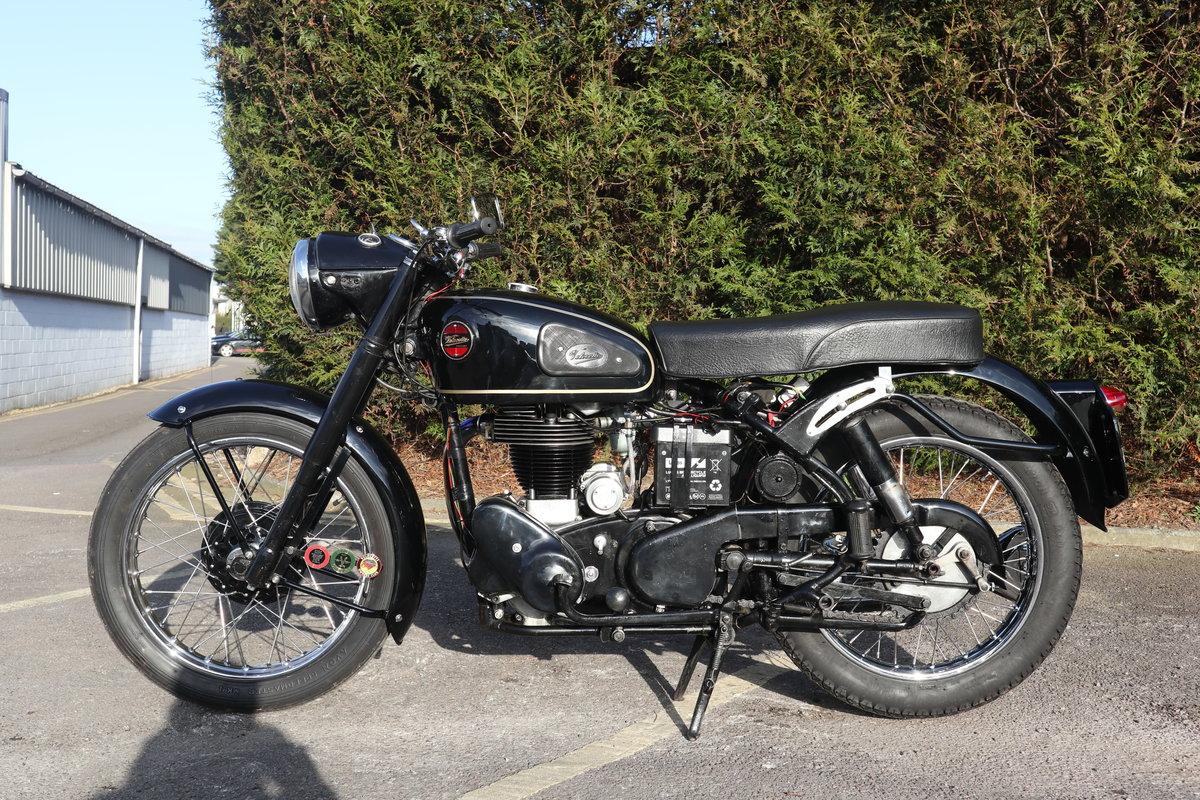 Velocette MSS 1959 500cc with Alton electric start For Sale (picture 4 of 6)