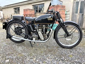 1933 Velocette KTT MK4 For Sale by Auction