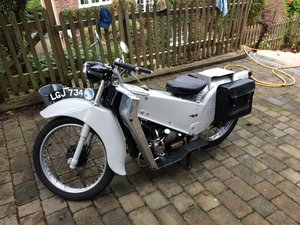1949 Velocette One of the first LE models