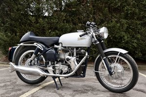 Velocette Thruxton 1966 500cc A Stunning Machine !!