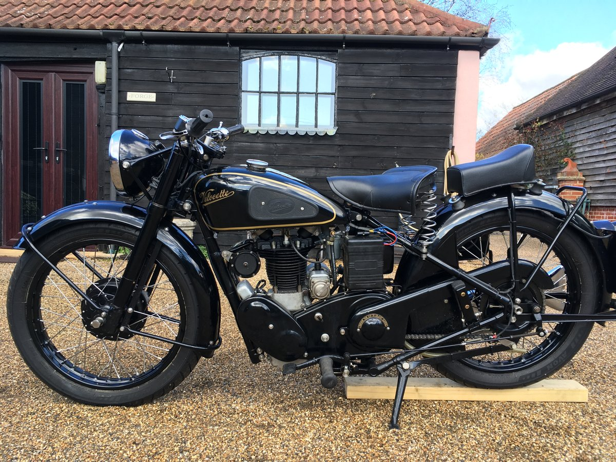1948 Velocette 350 mac For Sale (picture 1 of 2)