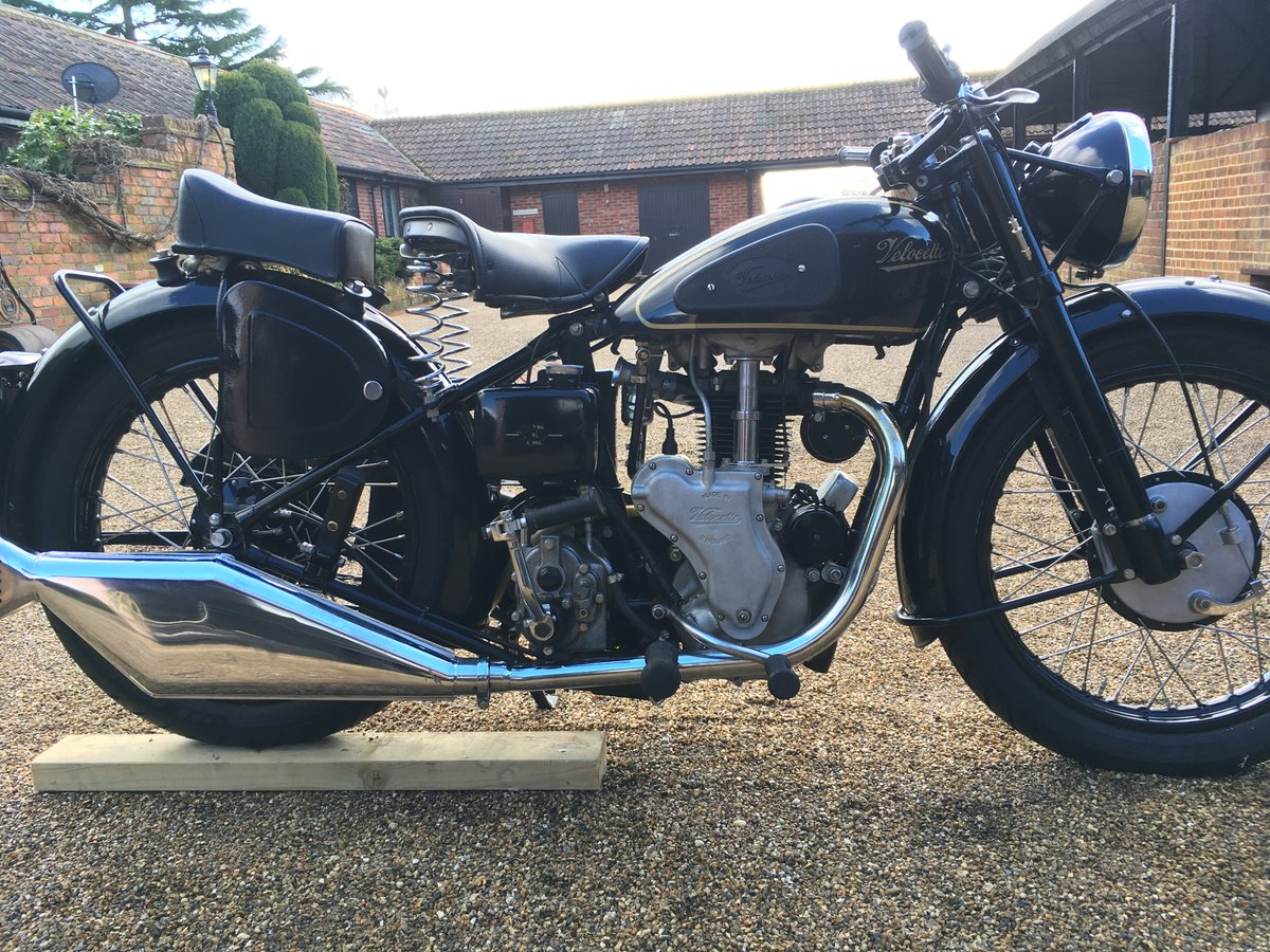 1948 Velocette 350 mac For Sale (picture 2 of 2)
