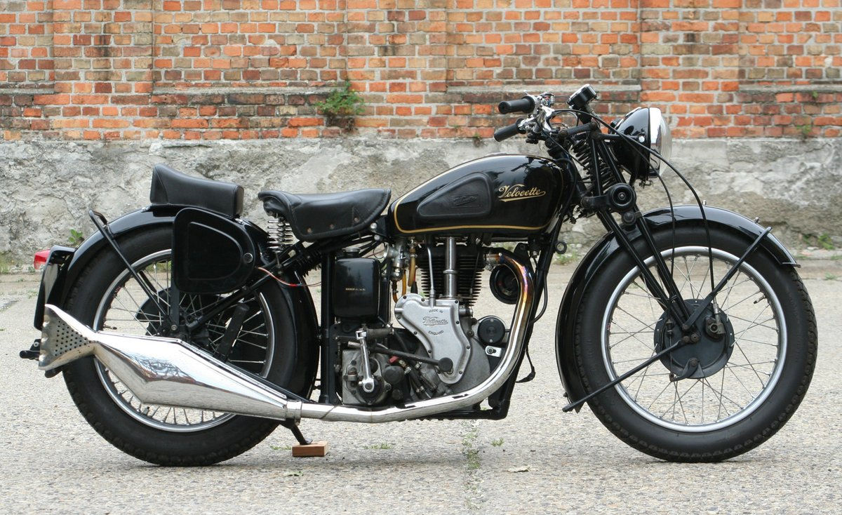 Velocette MSS 500cc OHV 1947 For Sale (picture 1 of 6)