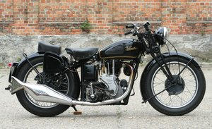 Picture of Velocette MSS 500cc OHV 1947 For Sale