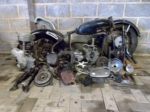 1955 Velocette MAC Project