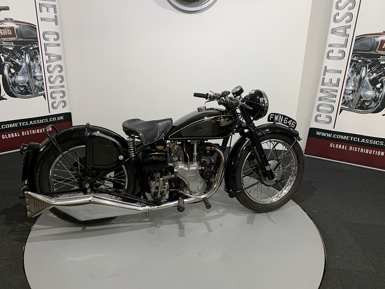 1947 Velocette Mac 350cc For Sale (picture 1 of 6)