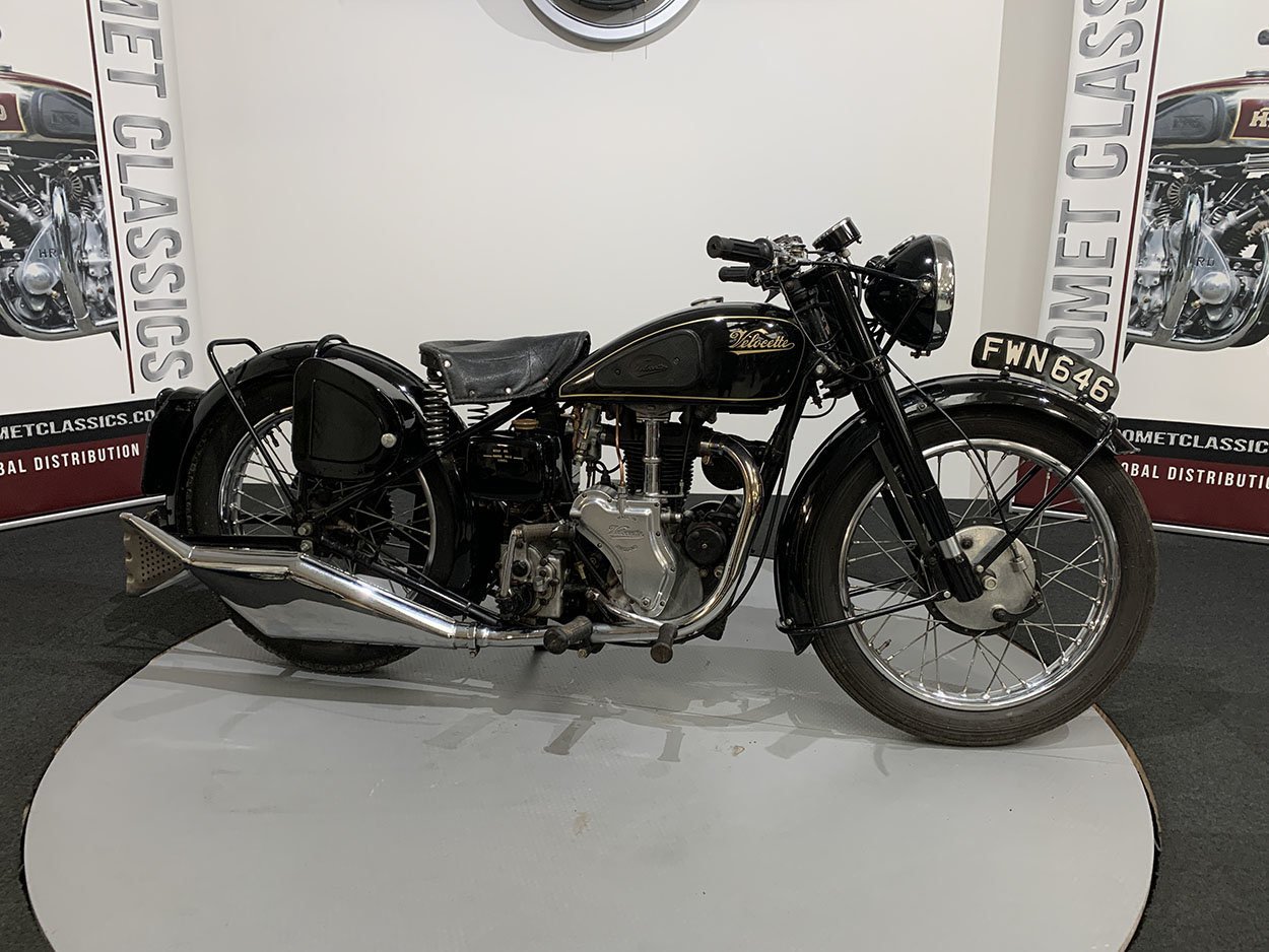 1947 Velocette Mac 350cc For Sale (picture 2 of 6)