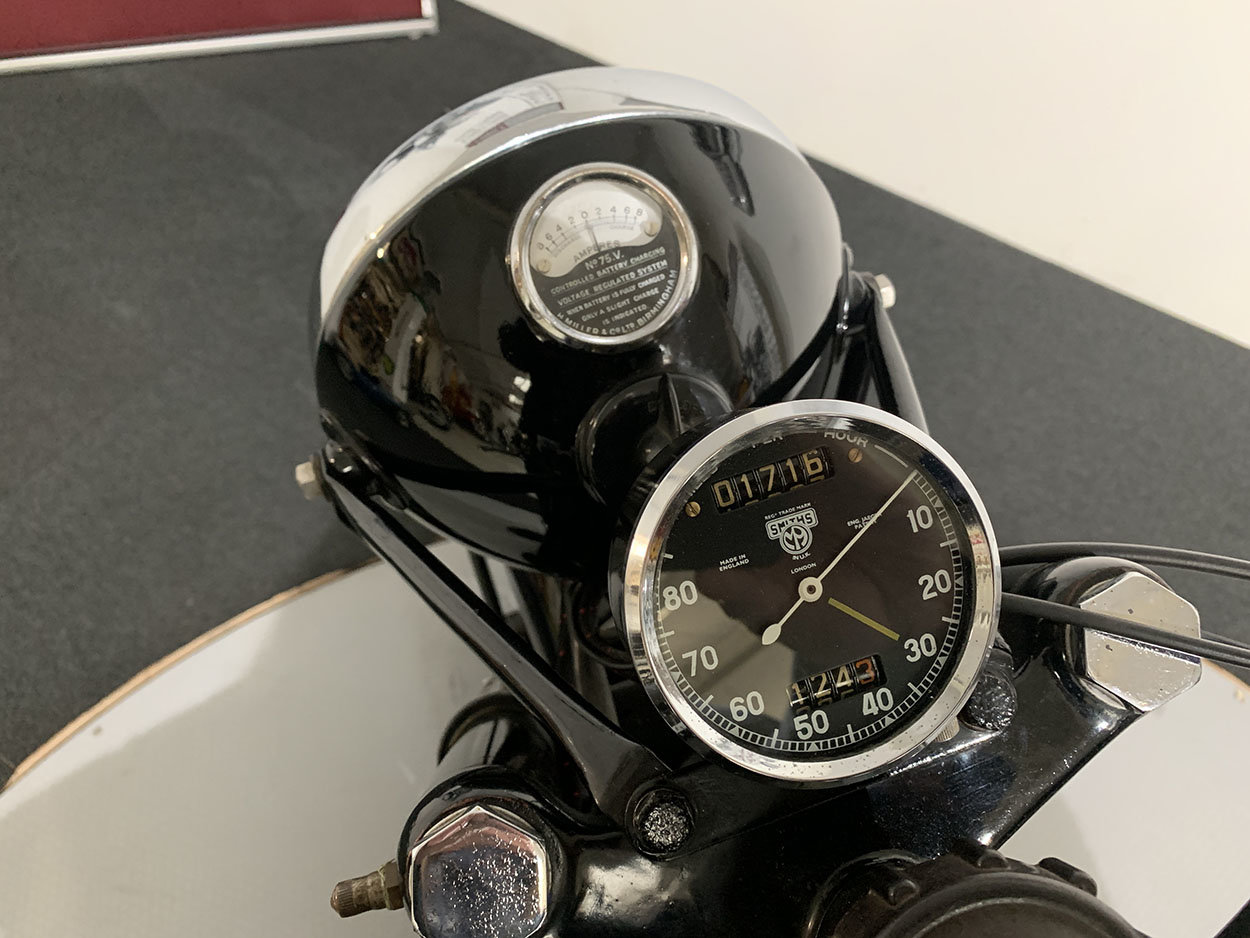 1947 Velocette Mac 350cc For Sale (picture 5 of 6)