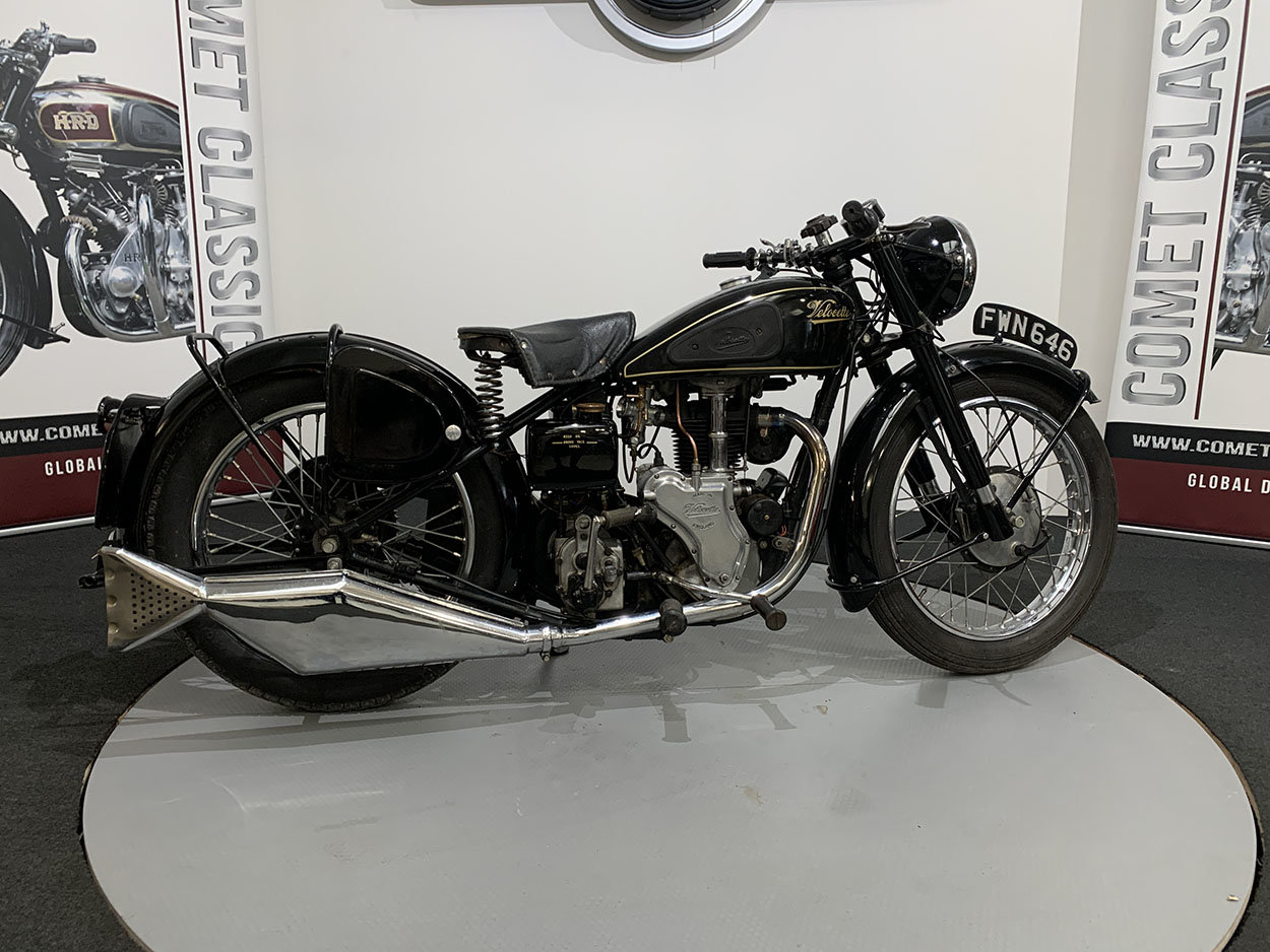 1947 Velocette Mac 350cc For Sale (picture 6 of 6)