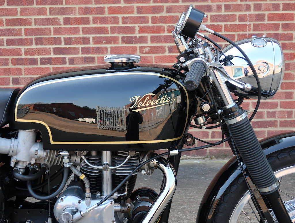 1967 Velocette Thruxton  For Sale (picture 2 of 6)