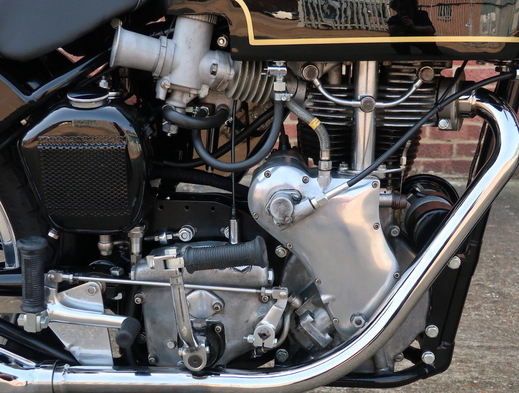 1967 Velocette Thruxton  For Sale (picture 3 of 6)