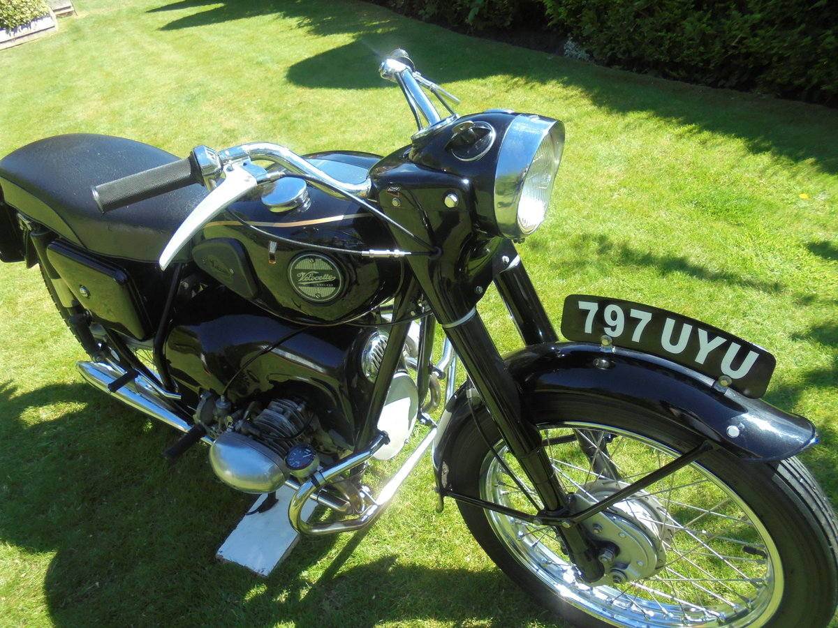 1958 Velocette valiant ex famous i.o.m collection For Sale (picture 2 of 6)
