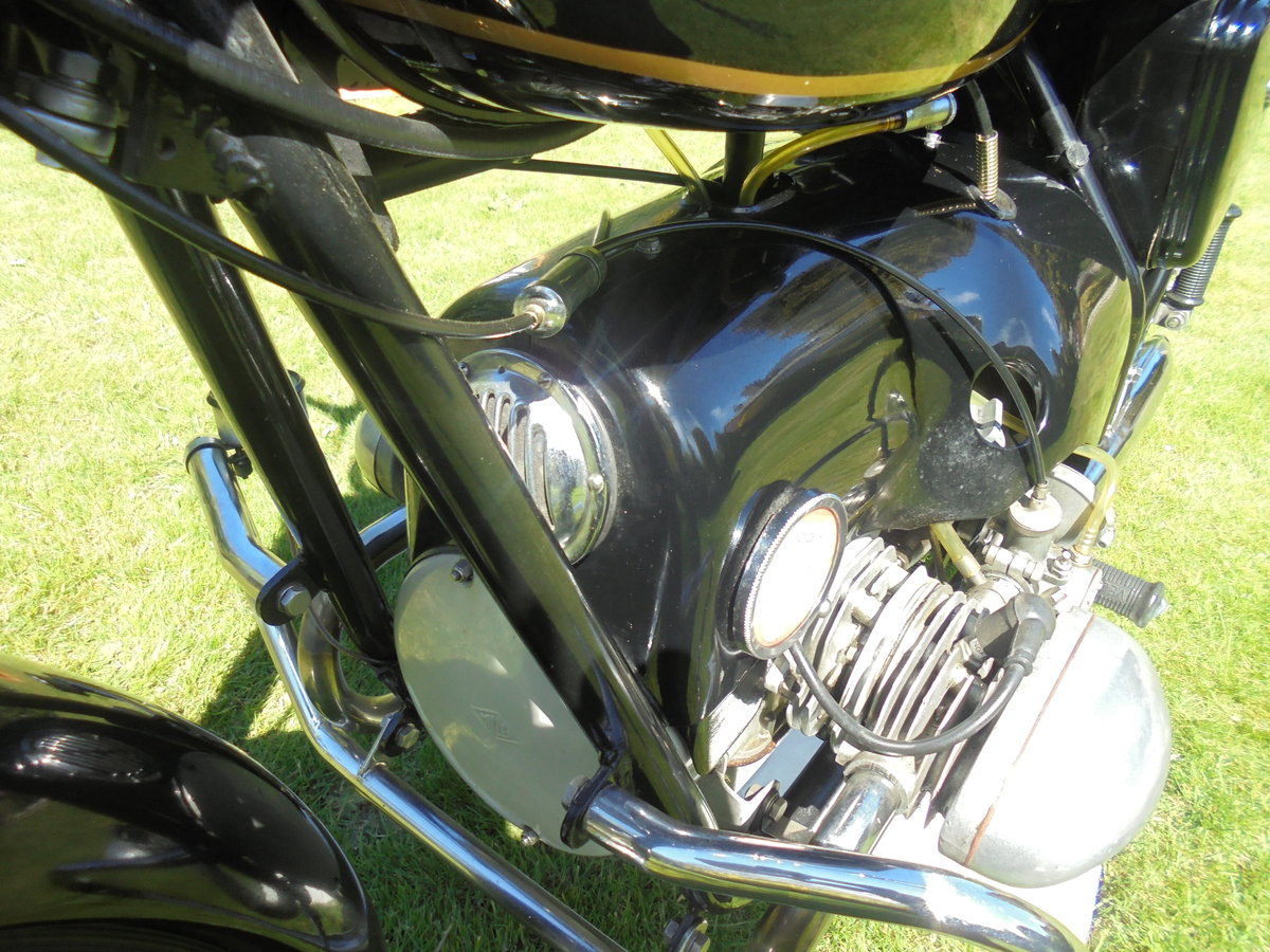 1958 Velocette valiant ex famous i.o.m collection For Sale (picture 6 of 6)