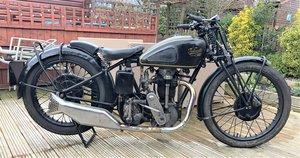 1935 Velocette KSS