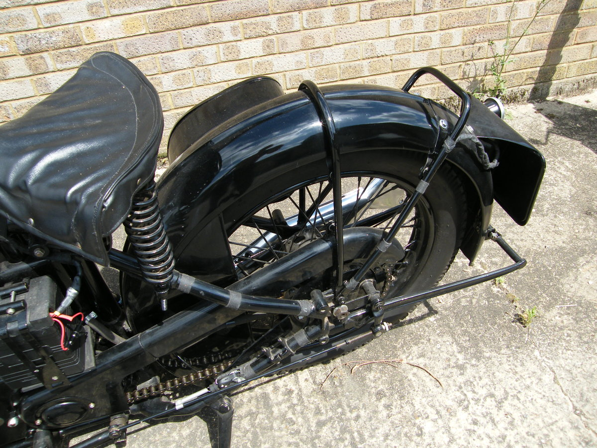 1938 Velocette kts cammy +  spare engine & g box etc SOLD (picture 5 of 6)