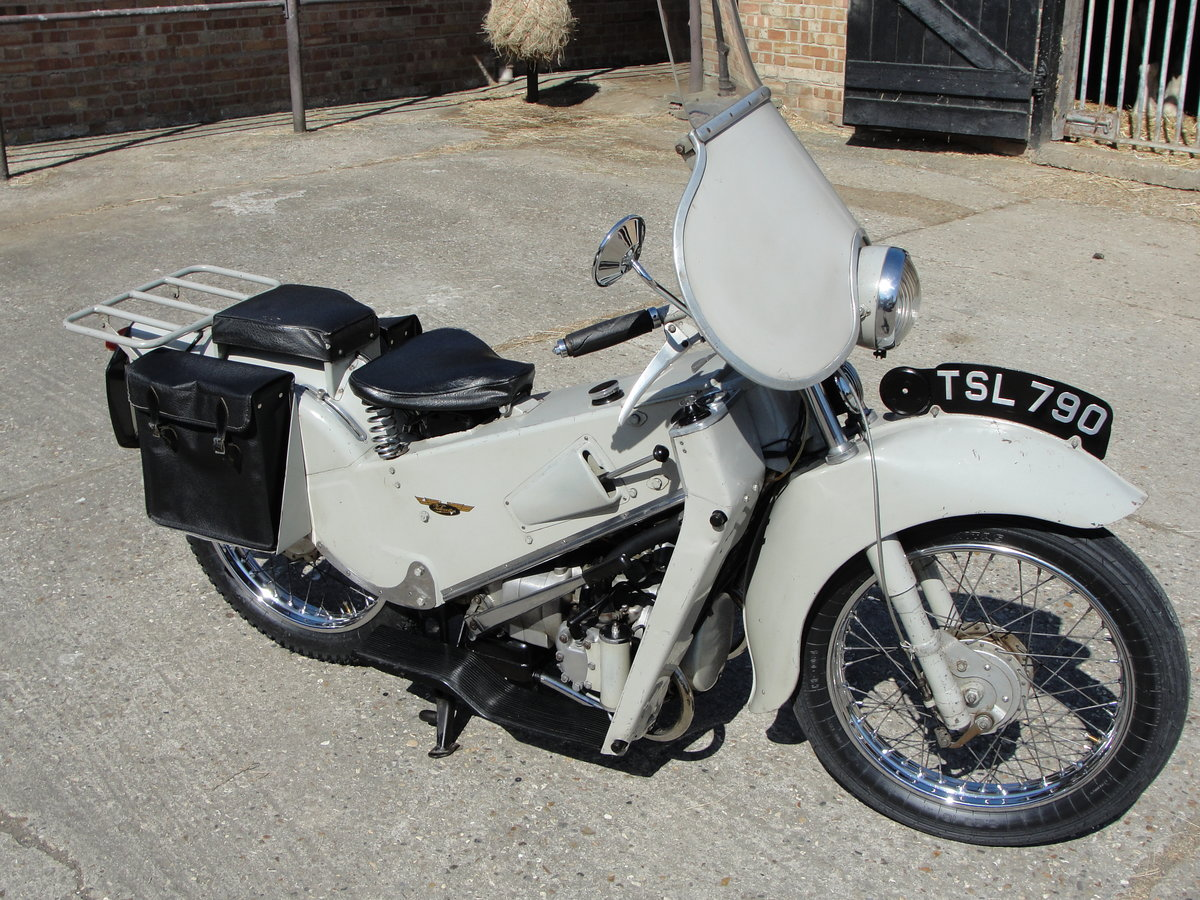 1956 Le velocette mk2  For Sale (picture 4 of 6)
