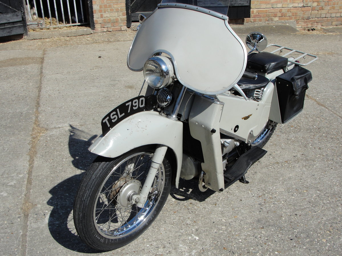 1956 Le velocette mk2  For Sale (picture 6 of 6)