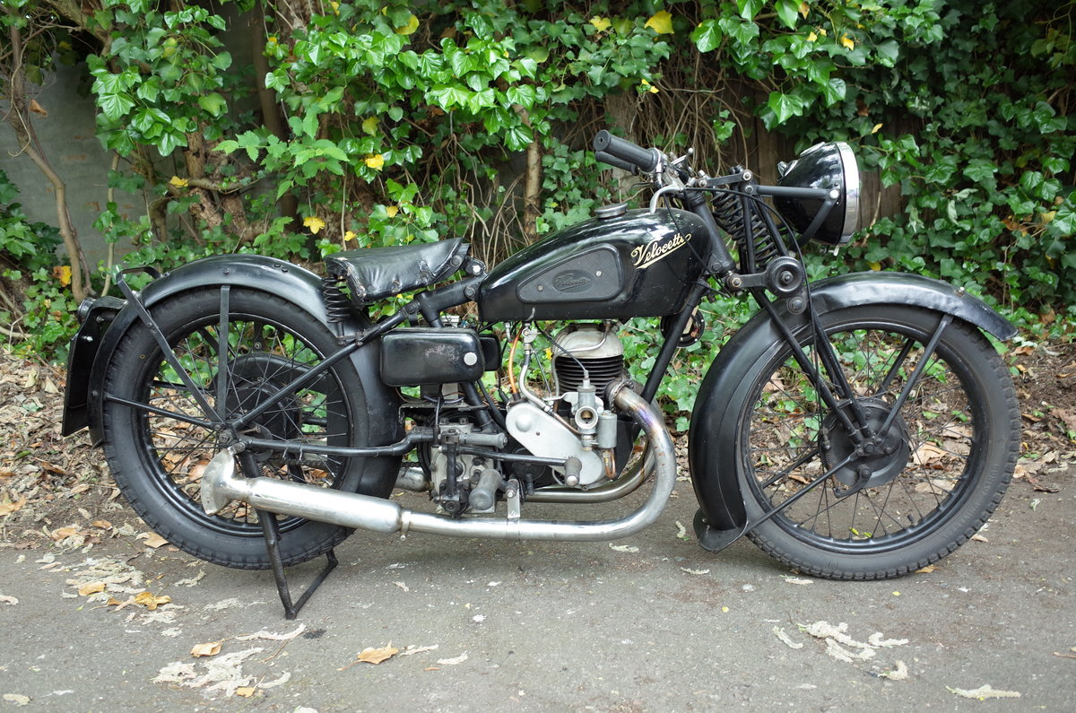 1946 Velocette GTP. Matching numbers, fully sorted For Sale (picture 1 of 5)