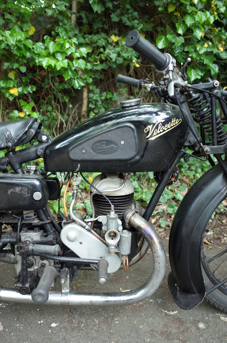 1946 Velocette GTP. Matching numbers, fully sorted For Sale (picture 2 of 5)