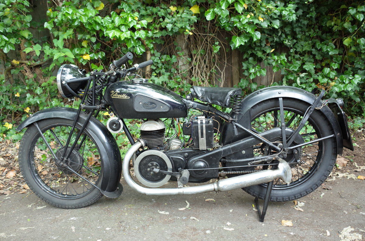 1946 Velocette GTP. Matching numbers, fully sorted For Sale (picture 4 of 5)