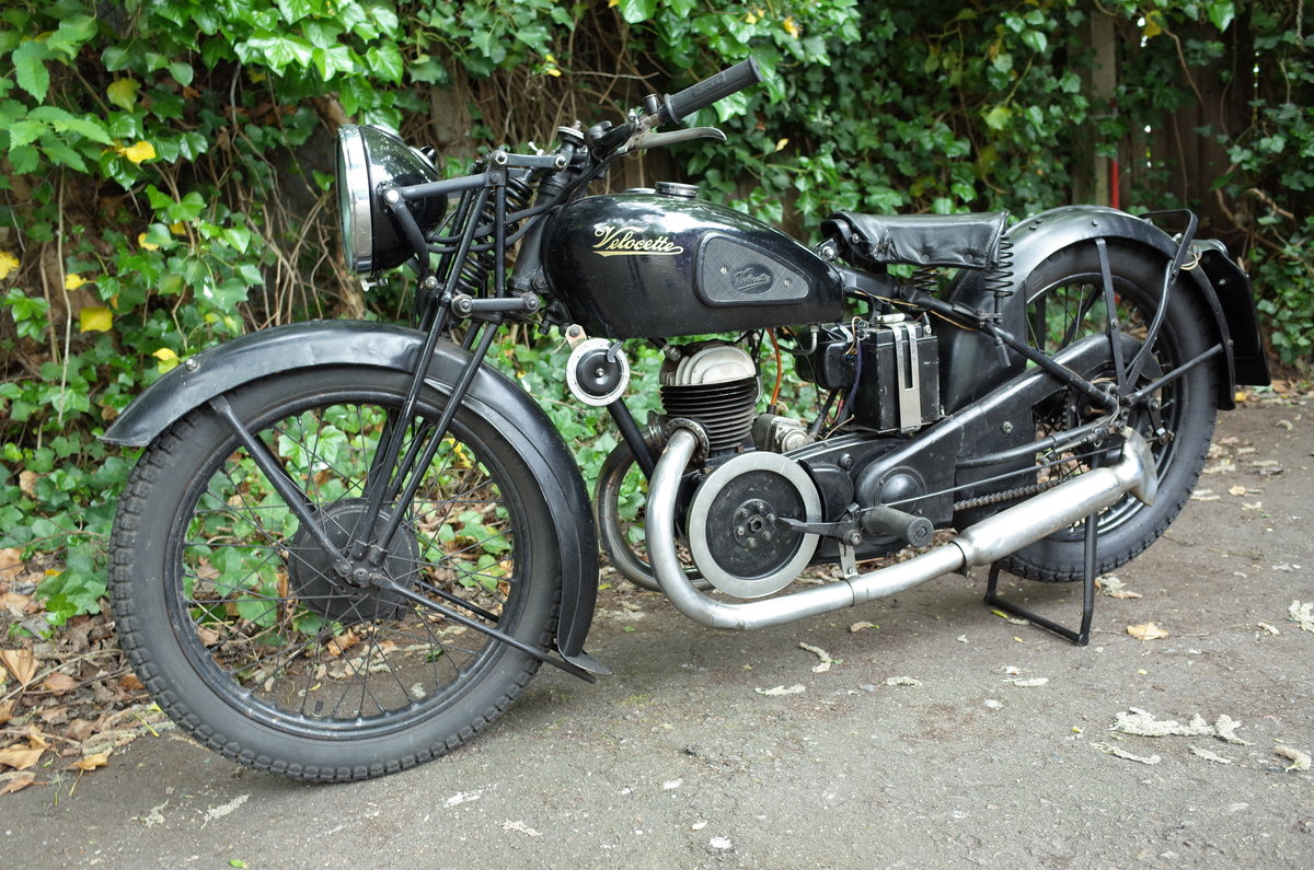 1946 Velocette GTP. Matching numbers, fully sorted For Sale (picture 5 of 5)