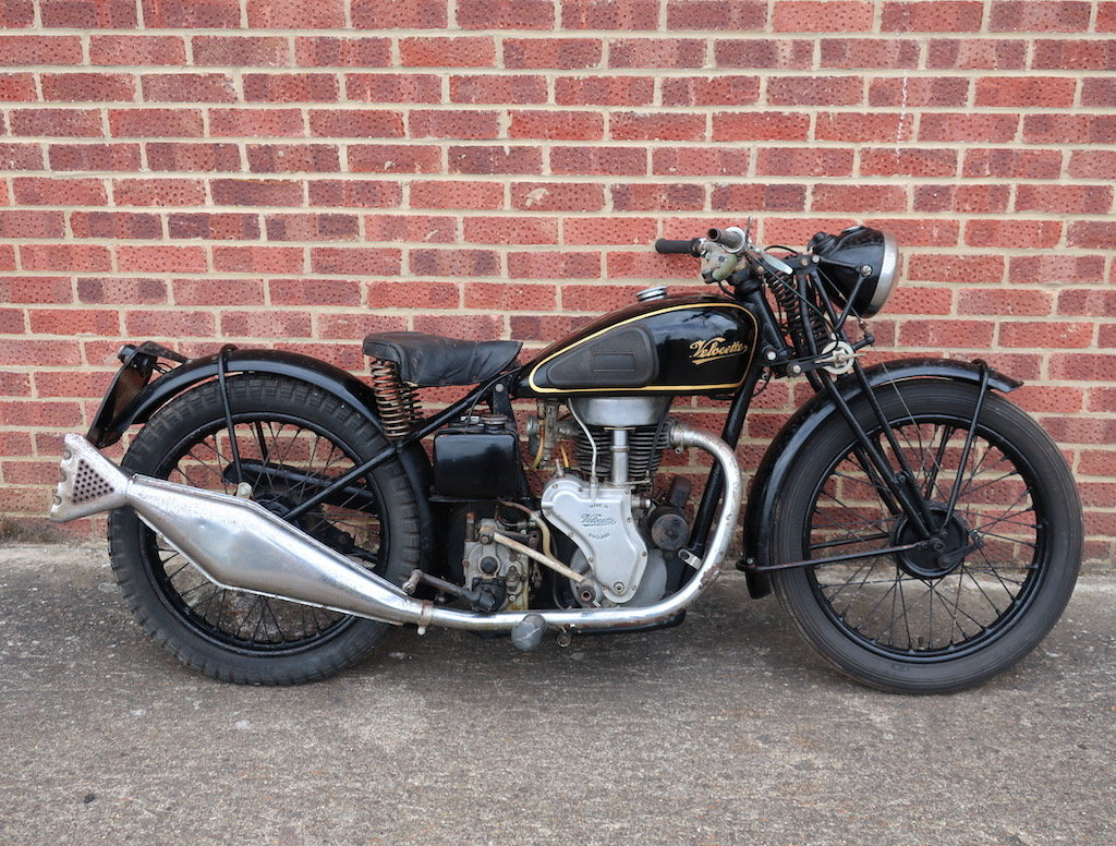 1938 Velocette MAC - Barn find For Sale (picture 1 of 6)