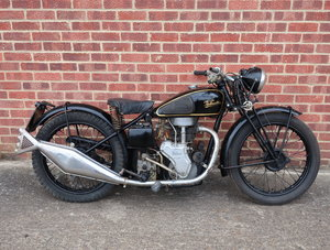 1938 Velocette MAC - Barn find