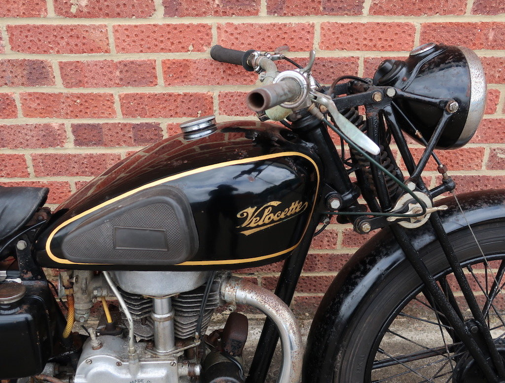 1938 Velocette MAC - Barn find For Sale (picture 2 of 6)