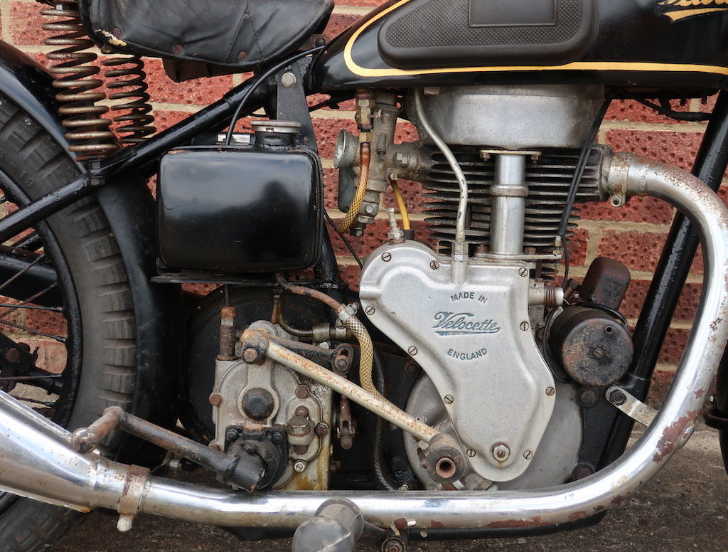 1938 Velocette MAC - Barn find For Sale (picture 3 of 6)