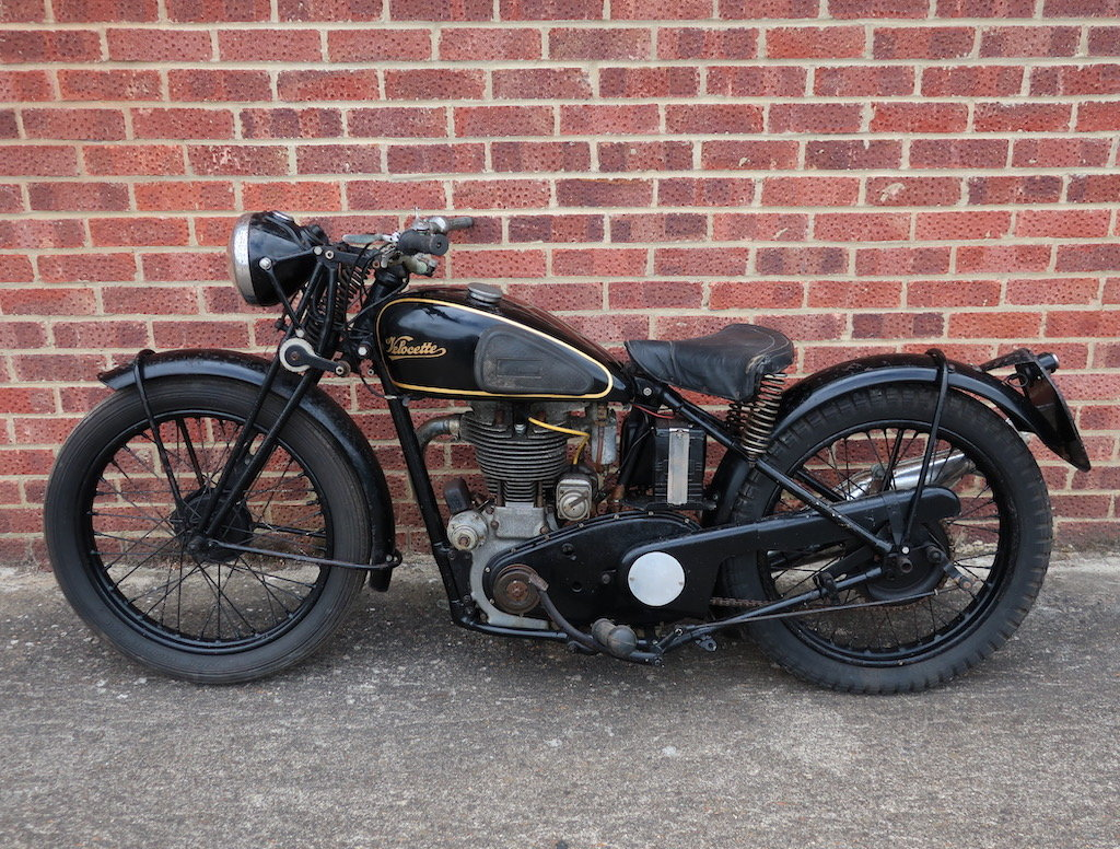 1938 Velocette MAC - Barn find For Sale (picture 4 of 6)
