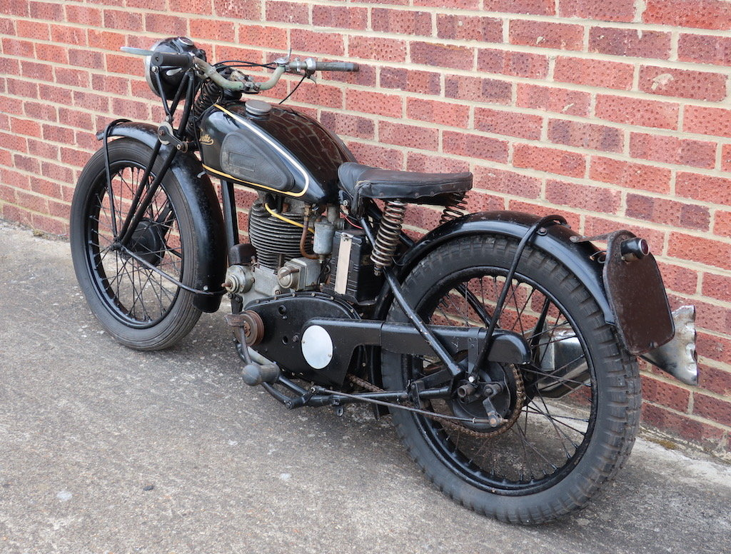 1938 Velocette MAC - Barn find For Sale (picture 6 of 6)