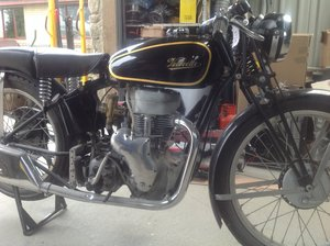 Velocette Mac special