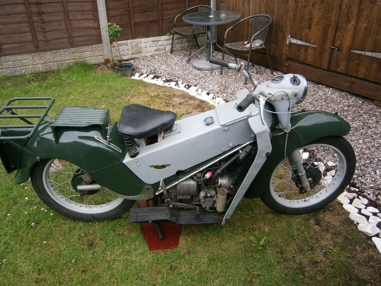 1953 Le Velocette SOLD (picture 2 of 6)