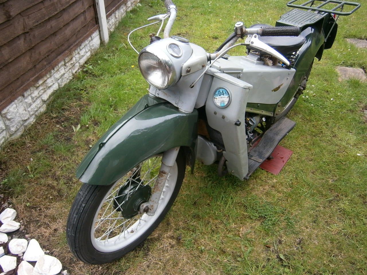 1953 Le Velocette SOLD (picture 6 of 6)